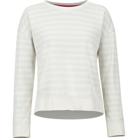 Marmot Westview Camiseta Manga Larga Cuello Redondo Mujer, turtledove heather